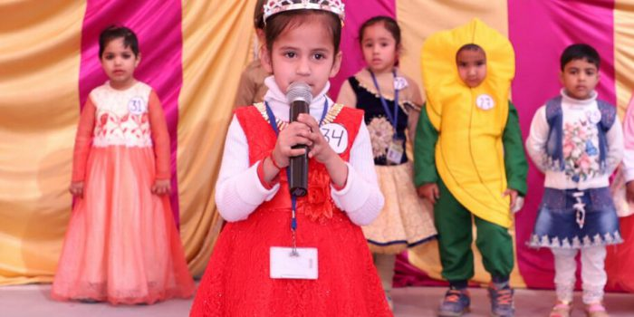 BLOSSOM CONVENT SCHOOL (Baby Show)