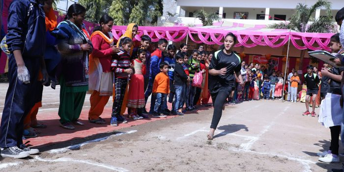 BLOSSOM CONVENT SCHOOL (Sports Day)